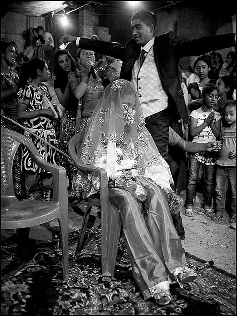 turkish gypsy wedding by Aine, via Flickr