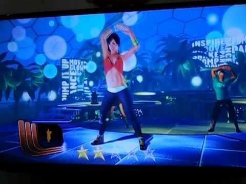 Zumba Fitness Core - Lift Ya Leg Up - YouTube