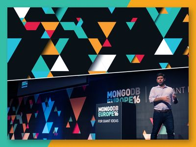 MongoDB Europe 16 Main Stage