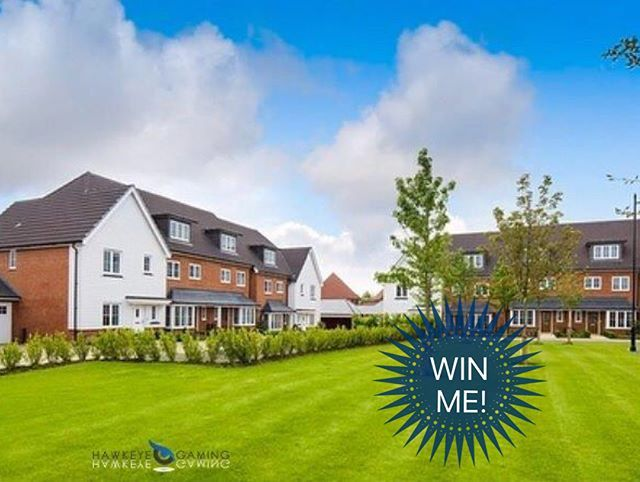 TO WIN - SIMPLY FOLLOW OUR PAGE❗️ **Make sure you're following Hawkeye Gaming to find out how you can be the winner of a NEW BUILD HOME 🏠 for less than a pint of beer, or glass of wine 👀** Hawkeye Gaming are giving you and a friend the chance to win 50 FREE competition tickets to be used across all of their competitions when they launch next month! Winners will be chosen on February 1st - GOOD LUCK! (Images are for illustrative purposes only) #newhome #newhouse #firsttimebuyer #helptobuy…