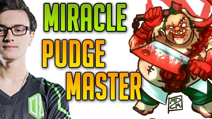 Miracle - Some 9k Pudge Support | Dota 2 7.06 Highlights