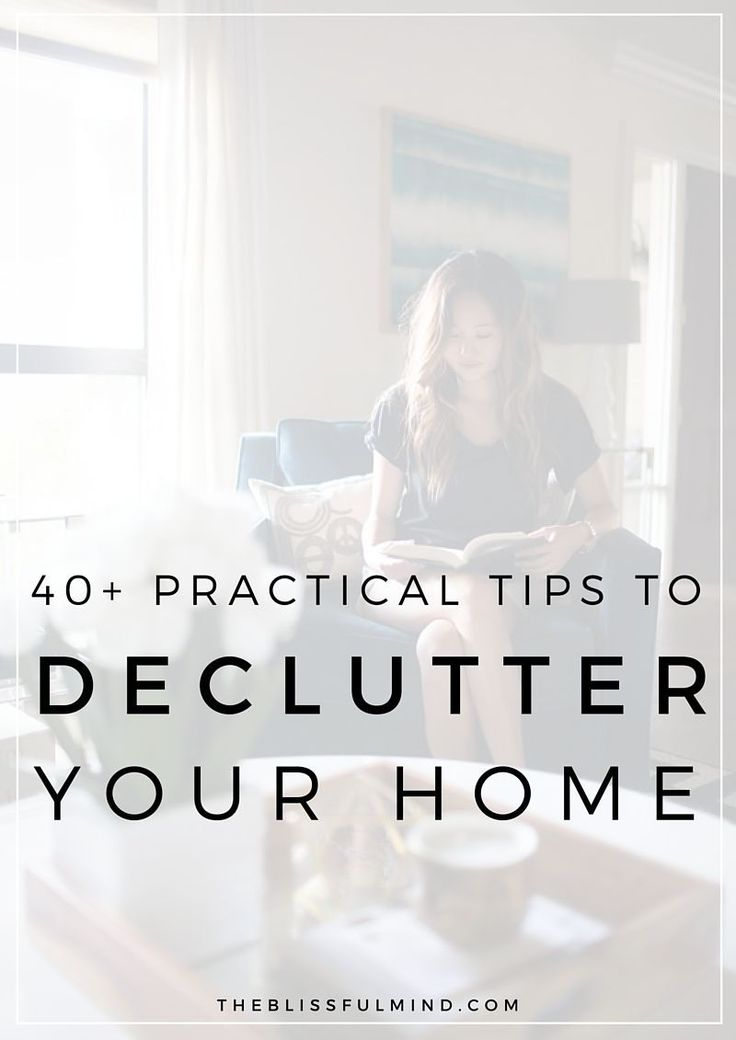 Is clutter taking over your life? You need these practical tips to declutter your home and keep it organized for good! Plus, you get a free 12-page decluttering workbook to guide you through the process! #declutteringtips #tipstodeclutteryourhome