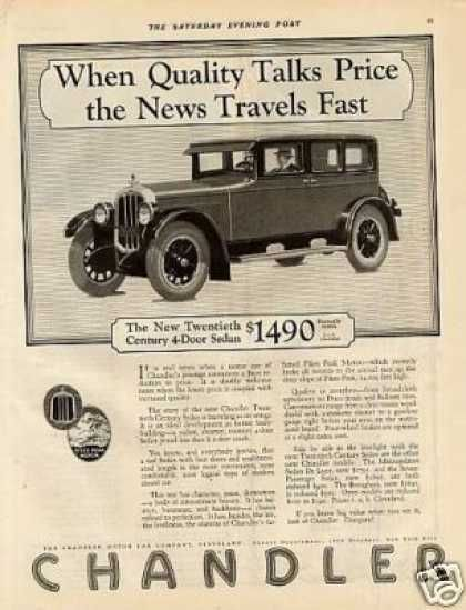 16 best Chandler Car Ads images on Pinterest Vintage cars - vintage möbel küche