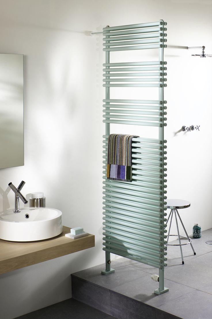 Radiateur sèche-serviettes Cala d'Acova en claustra