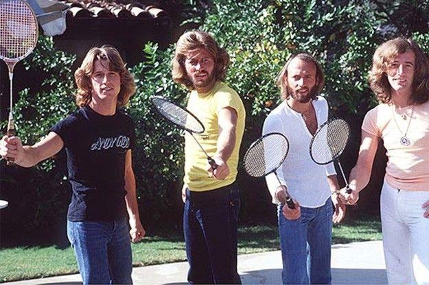 Anyone for badminton?