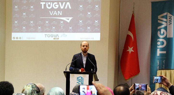 #GÜNDEM Bilal Erdoğan: Ana muhalefet liderinin kafası karışık: TÜGVA Yüksek İstişare Kurulu Üyesi Erdoğan, halk oylamasına ilişkin 'Ana…
