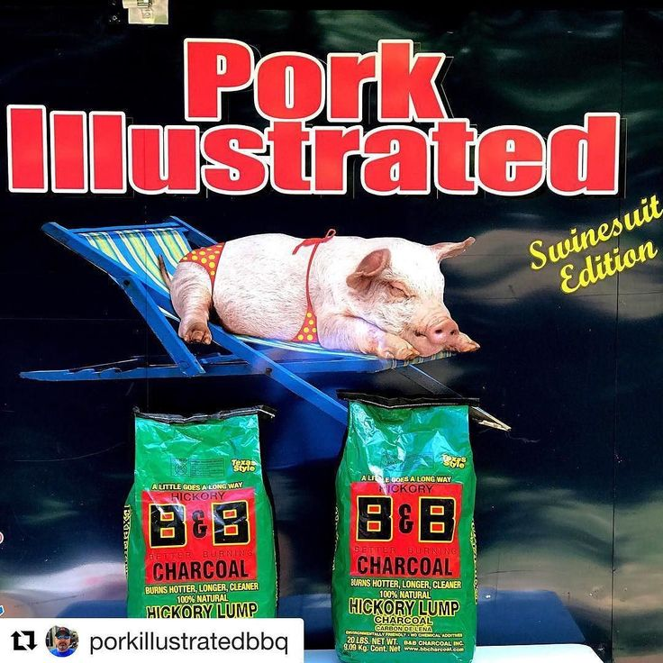 One of the best team names and logos in BBQ! #Repost @porkillustratedbbq  @bbcharcoal #bbcharcoalteamelite #betterburningcharcoal #somebadasscharcoal #porkillustrated