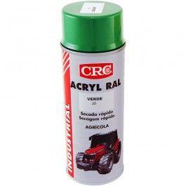 Pintura CRC de los colores RAL originales. Spray de pintura para pintar tractores de todas las marcas y maquinaria diversa, (hasta 50 colores).