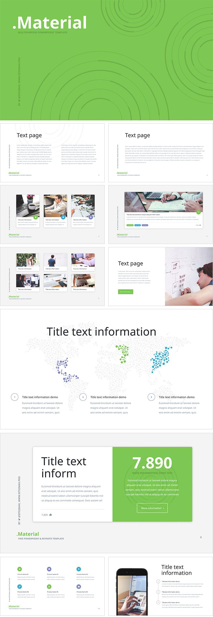 Best 25 free ppt template ideas on pinterest presentation the material free ppt template is a modern design in a combination with informative toneelgroepblik Gallery