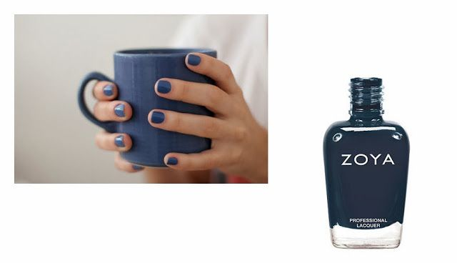 The Beauty Hunters: Unghie corte? Sì, grazie! / If you love short nails, this post is for you! / Zoya Natty nail polish
