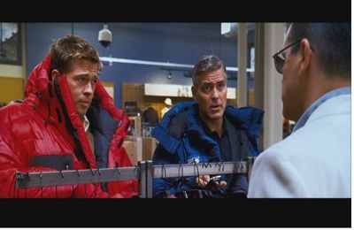 If Brad Pitt and George Clooney think they're warm, then it must be worth a go! (Even if it's only on set) http://bit.ly/x23Kxy