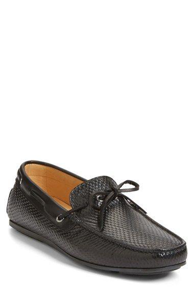 Santoni 'Toft' Driving Shoe (Men)
