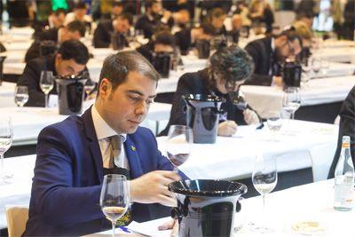 El 23º Campeonato de Sumilleres, patrocinado por Tierra de Sabor, llega al Salon de Gourmets por segundo año consecutivo http://www.revcyl.com/web/index.php/economia/item/9064-el-23-campeonato-de-s