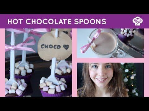 ▶ FOODGLOSS - Lepels voor chocolademelk - YouTube