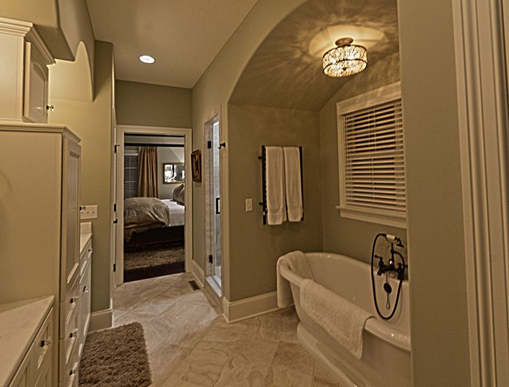15 best images about bathroom ideas on pinterest ohio for Master bath and closet plans