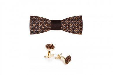 Træ-accessories sæt Decorum Set håndlavet af BeWooden   BeWooden Danmark
