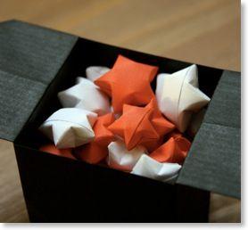 les dcorations de nol faire soi mme les toiles chinoises du bonheur - Decoration De Noel En Origami