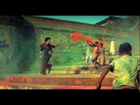 L'Inde célèbre Holi! Une explosion de couleurs pour célébrer l'équinoxe de printemps...