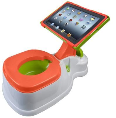Strange.. Gift Idea: iPotty with Activity Seat for iPad $37.09