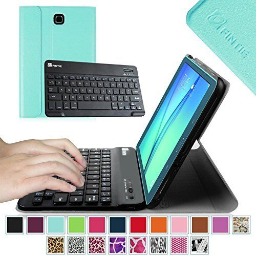 Fintie Blade X1 Samsung Galaxy Tab A 8.0 Keyboard Case Cover - Ultra Slim Smart Shell Light Weight Stand with Magnetically Detachable Wireless Bluetooth Keyboard for Samsung Galaxy Tab A 8-Inch Tablet SM-T350, Blue, http://www.amazon.ca/dp/B00ZW9B2AQ/ref=cm_sw_r_pi_s_awdl_ERTKxbKHSDGQ8