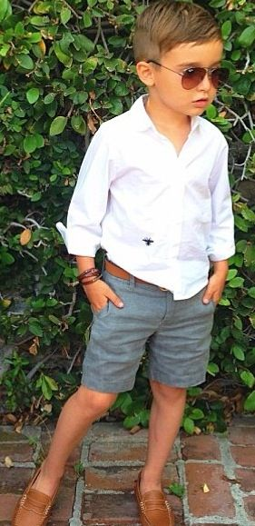 Kids Fashion | so cute! @jkevinmontero this is so your son!