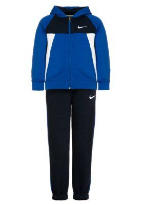 Nike Performance Joggedress - game royal/obsidian/white - Zalando.no