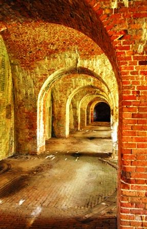 Tuesday Evening Twilight Tours at Fort Morgan, Gulf Shores, Alabama