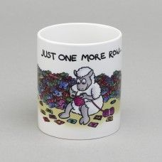 Mug Just One More Row