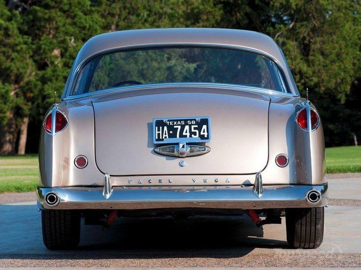 1958 Facel Vega FVS Series 4 Sport Coupe