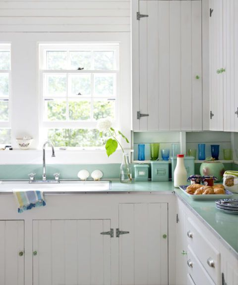 Top Light Green Paint Color For Kitchen Fx In Most Luxury: 87 Best 1930 Kitchen Images On Pinterest
