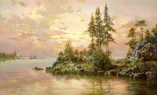 Como Cores da Arte: Yuriy Obuhovskiy