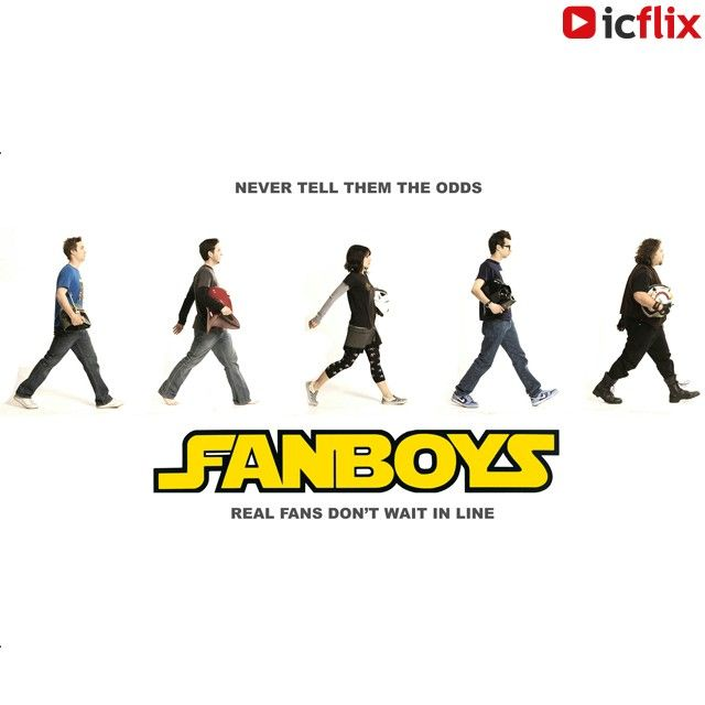 Watch the movie #Fanboys on #icflix Star Wars fanatics take a cross-country trip to George Lucas' Skywalker Ranch so their dying friend can see a screening of Star Wars: Episode I - The Phantom Menace (1999) before its release. #StarWars #GeorgeLucas #Skywalker #SkywalkerRanch #ThePhantomMenace #PhantomMenace #Comedy #Movie #ComedyMovie #KyleNewman #JayBaruchel #DanFogler #SamHuntington #ChrisMarquette #KristenBell  http://www.icflix.com/#!/movie/143226e4-4845-11e3-93e0-fe6cbaf919d5
