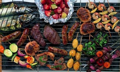 barbeque   - http://www.pinnedrecipes.netBarbecues Food, Summer Barbecues, Summer Food, Tailgating Food, Parties, Grilled Food, Grilled Tips, Summer Barbeque, Summer Bbq
