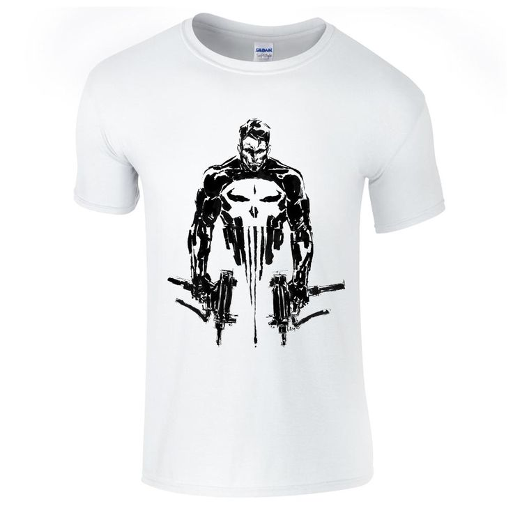 Mens T-Shirts - Punisher T-Shirt