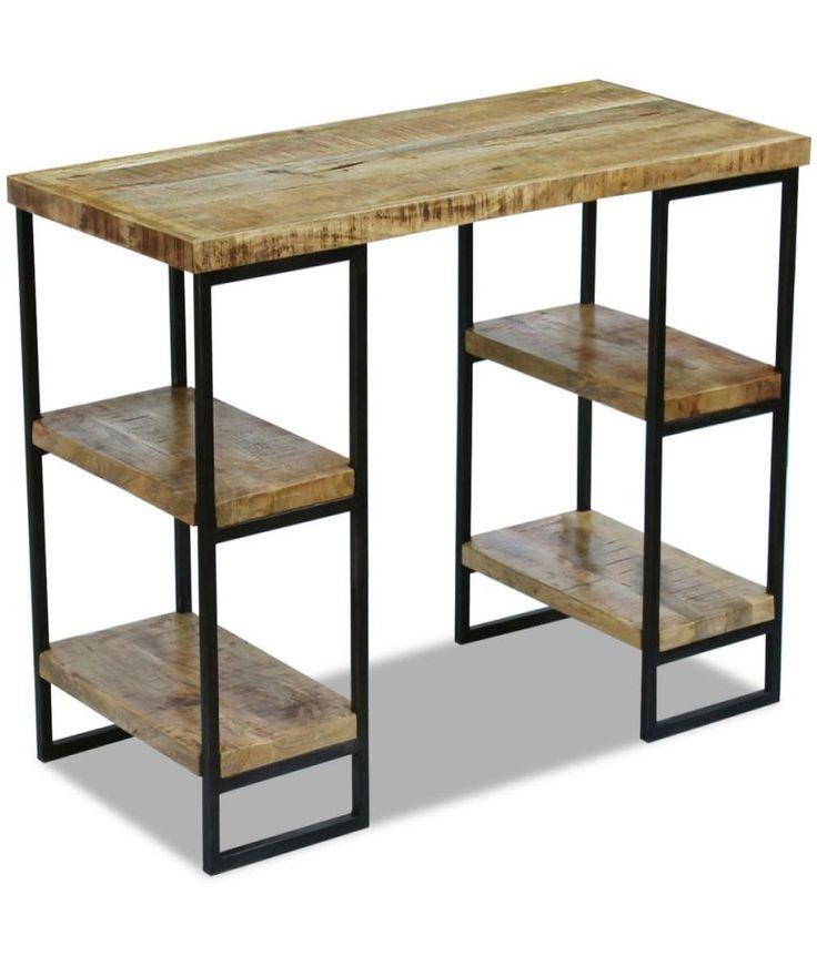 25 best ideas about rustic computer desk on rustic desk diy computer desk and