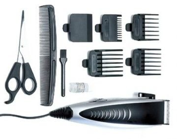 Features/Specifications Product code: RHC12 Slim and lightweight Swing type motor for quiet operation and precise cutting performance 1.8m cord length Blade adjustable level Swivel power cord Supplied with: 4 comb attachments Scissors Cleaning brush Barber comb Blade guard Ceramic blade