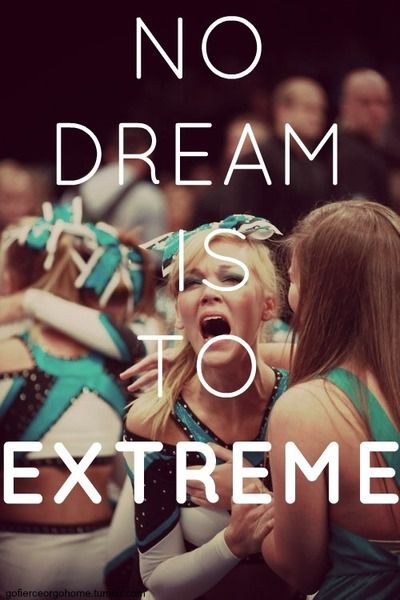 See Bre has this determination. She Pratices hard and after she has started bama cheer extreme the love for cheer has been able to show! She has made hard decisions this yr but she is working for her dream!