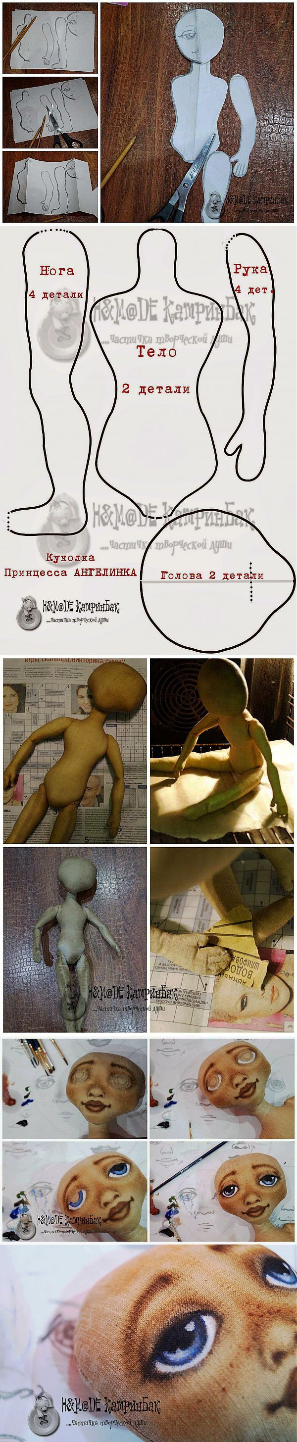 Clase magistral: ático princesa Angelinka - Masters Feria - hecho a mano, hecho a mano