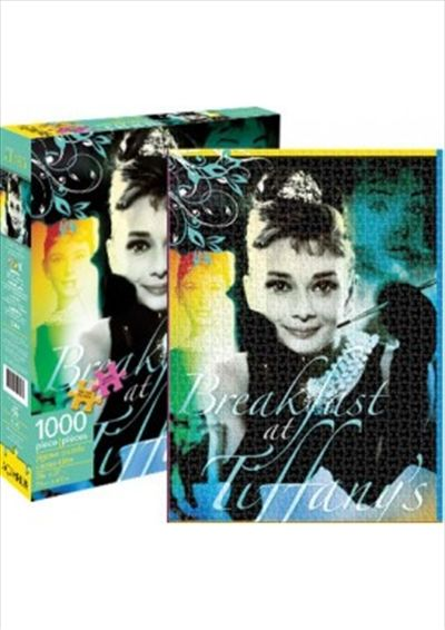 Breakfast At Tiffany's Puzzle 1000 pieces