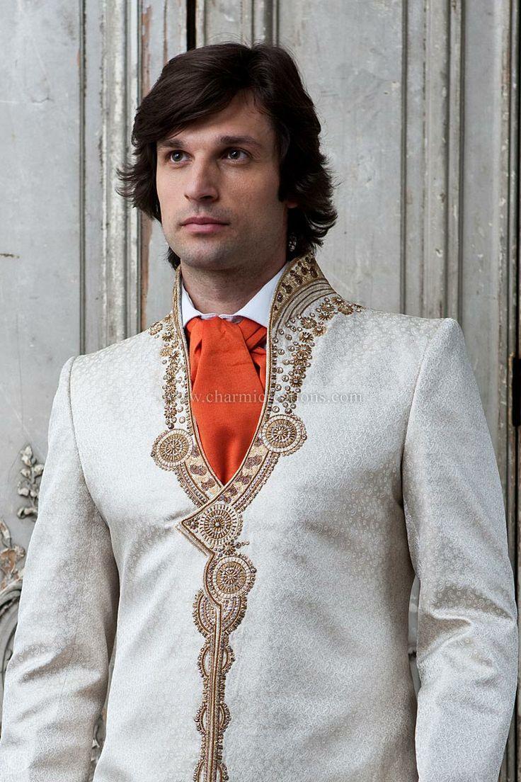 65 best Indian Men\'s Fashions images on Pinterest | Indian bridal ...