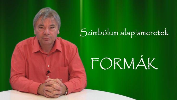 Szimbólum alapismeretek - 3. rész: Formák