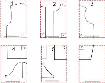 moldes de roupas infantil para imprimir 4