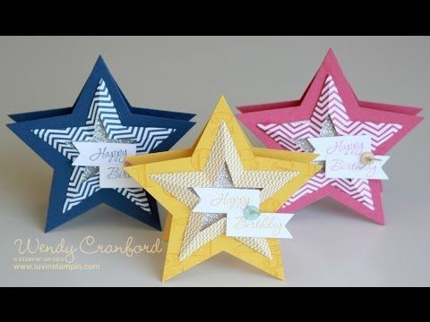 Be the Star Catalog CASE'D Card - YouTube