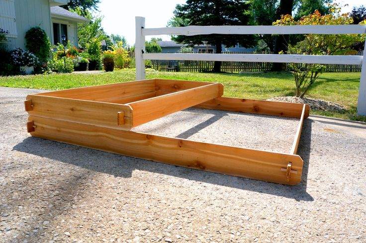 Large Raised Garden Planters