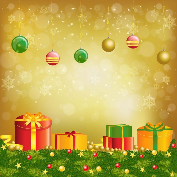 Festive Christmas Presents Wallpaper for Android from Redraw Keyboard