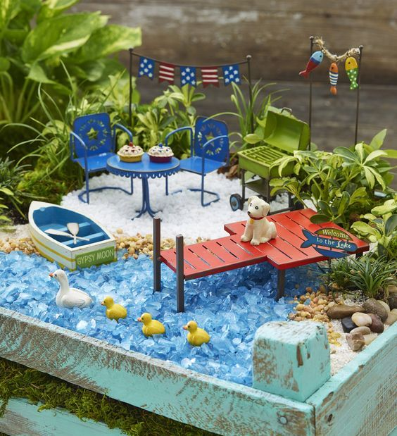 Fairy Garden Ideas Pictures over 15 fairy garden ideas for kids in the garden 1208 Best Gardens Fairy Gardens Outside Ideas Images On Pinterest