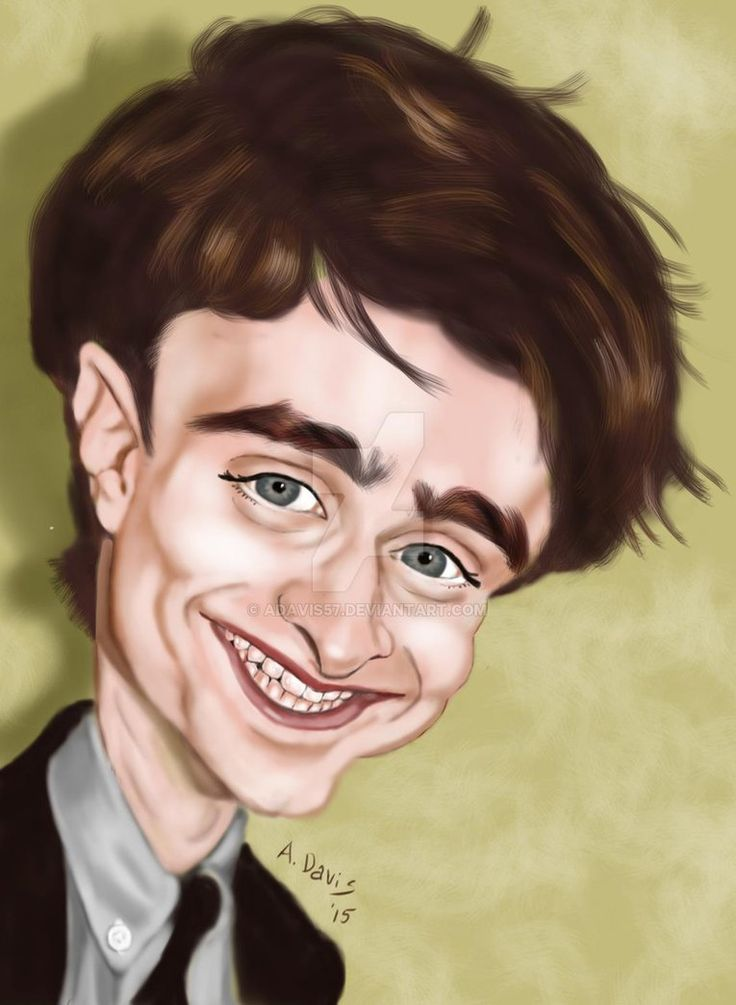 Daniel Radcliffe by adavis57 on DeviantArt