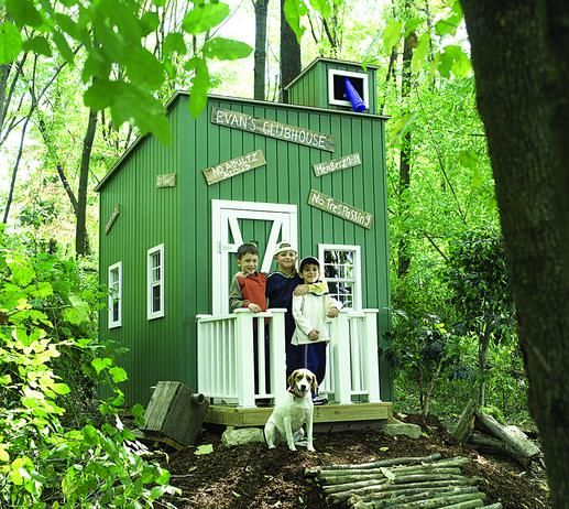 Outdoor Room Ideas for Kids : Outdoor Projects : HGTV