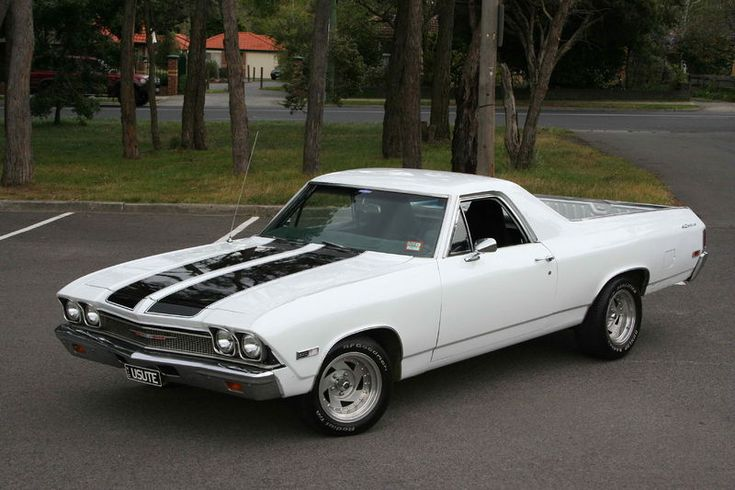 Chevrolet El Camino (1968)