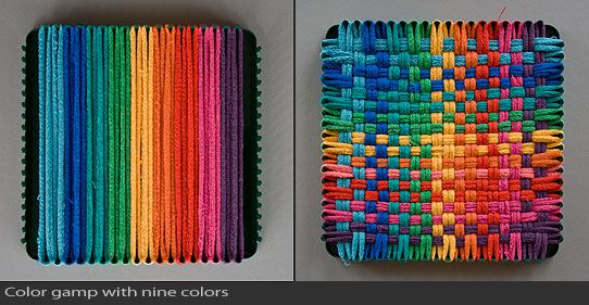 Potholder Loom: Basics and Beyond Mikayla would love to do this. Maybe it would…